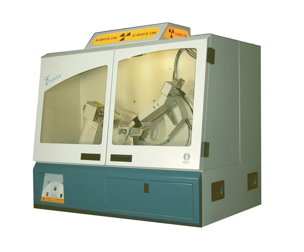 EMMA (Enhanced Mini Materials Analyser)
