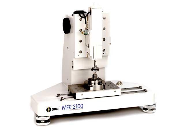 MFR 2100 Micro Fourier Rheometer